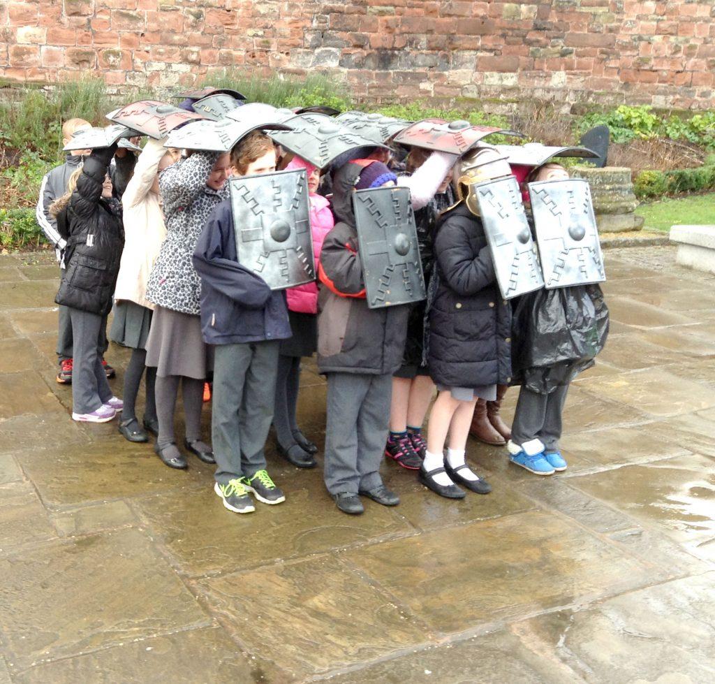 Roman School Trip