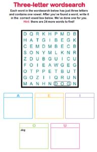 Thursday 26th March puzzle