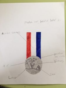 Lilly May medal