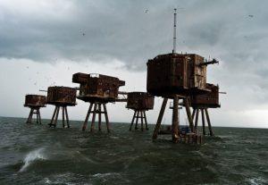 Maunsell sea forts