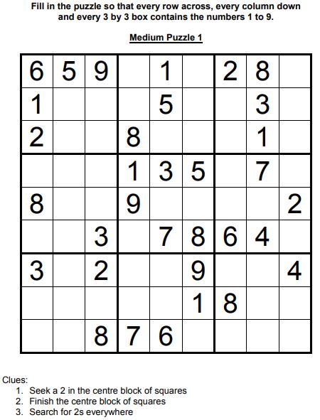 sudoku 28.06