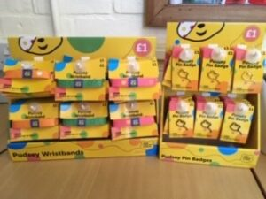 PUDSEY ITEMS