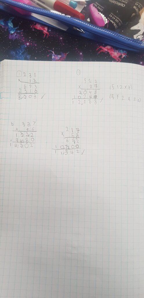 Anya maths