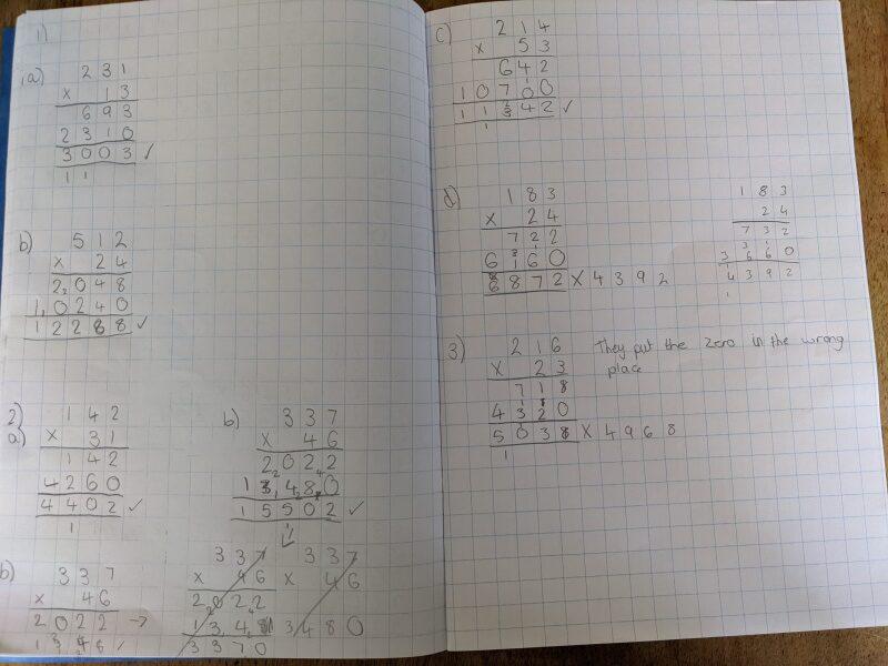 Izzy maths 2
